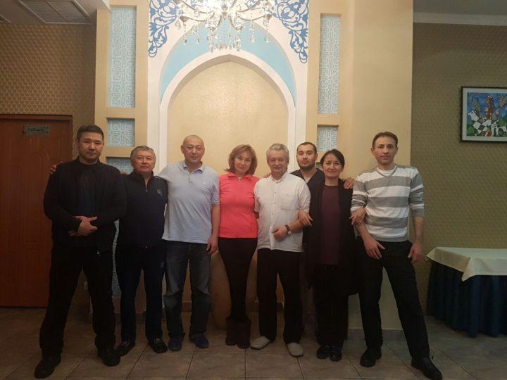 Семинар Максимова Георгия Николаевича «Ударно-динамический массаж 1 ступень» в Бишкеке