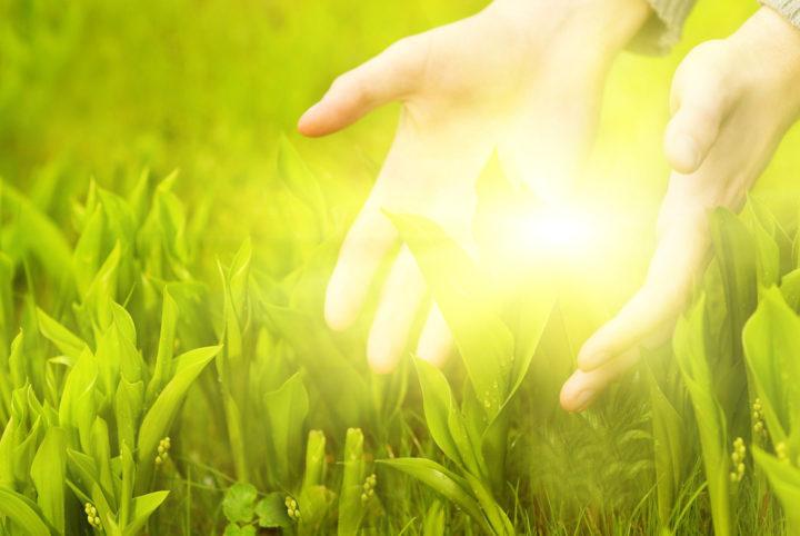 Как подключиться к энергии Природы ?