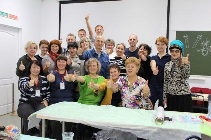 Семинар в Перми 24-28 сентября 2018г. «Начальная подготовка по висцеральной терапии»