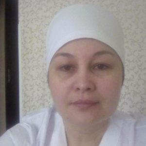 Аимбетова Оксана Геннадьевна