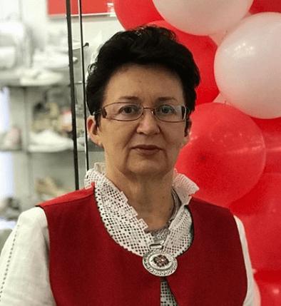 Шишова Ольга Ивановна