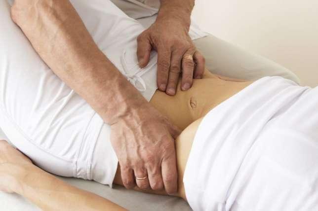 Висцеральная терапия 2 уровень
