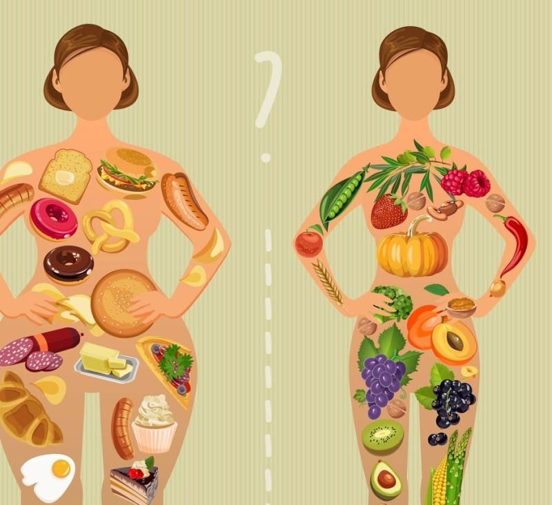 У толстых людей обмен веществ хуже, чем у худых