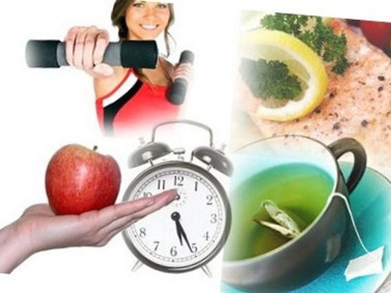 Уменьшая количество приемов пищи в день, улучшается метаболизм