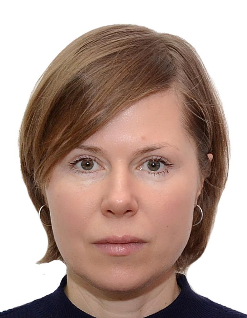 Соколова Ольга Вячеславовна